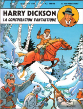 Harry Dickson (Vanderhaeghe/Zanon) -6- La conspiration fantastique