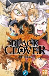 Black Clover -8- Espoir versus désespoir