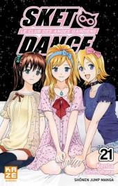 Sket Dance - Le club des anges gardiens -21- Tome 21