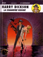 Harry Dickson -12- La chambre rouge