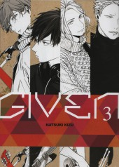 Given - Tome 3