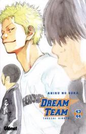 Dream Team (Hinata) -4344- Tome 43-44