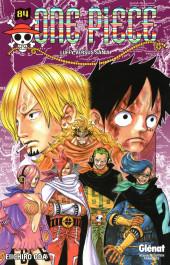 One Piece -84- Luffy versus Sanji