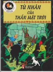 Tintin (en langues étrangères) -14Vietnamien- Tu nhan cua than mat troi