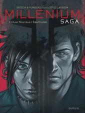 Millénium Saga -2- Les Nouveaux Spartiates