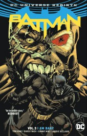 Batman (2016) -INT03- Vol.3 I am Bane
