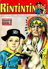 Rin Tin Tin & Rusty (2e série) -5657- Numéro double