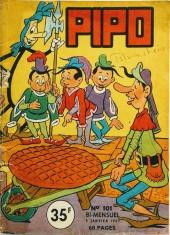 Pipo (Lug) -101- Sous la neige folle