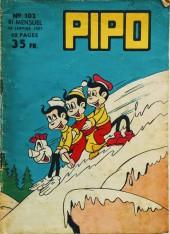 Pipo (Lug) -102- L'insomnie de Concombre