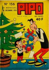 Pipo (Lug) -156- Les serpents ça sert !