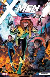 X-Men: Blue (2017) -INT01- Strangest