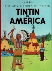 Tintin (The Adventures of) -3d2008- Tintin in America