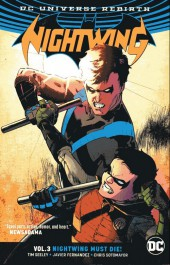Nightwing (2016) -INT03- Nightwing must die