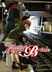 Ancient Magus Bride (The) -7- Tome 7