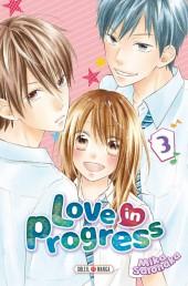 Love in progress -3- Tome 3