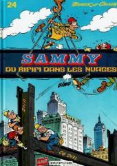 Sammy -24a92- Du rififi dans les nuages