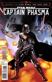 Journey to Star Wars: The Last Jedi - Captain Phasma (2017) -1- Book I, Part I : Captain Phasma
