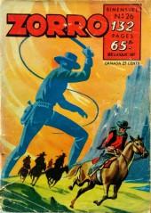 Zorro (2e Série - SFP puis SFPI) -26- Les aventures de Zorro, La prime