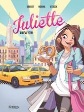 Juliette à New York - Tome 1