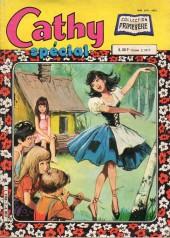 Cathy (Spécial) (2e Série) -7- Le Cœur de Naples (1re partie : L'Amnésique)
