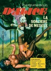 Alice (Les aventures érotiques d') -4- La sorcière de Medeux