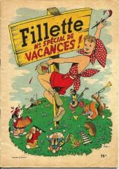 Fillette (Après-guerre) -HS54/06- N° spécial de vacances!
