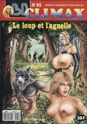 BD Climax  -25- Le loup et l'agnelle