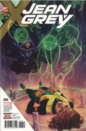 Jean Grey (2017) -6- Issue #6