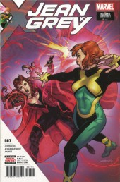 Jean Grey (2017) -7- Issue #7