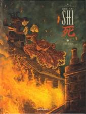 Shi (Zidrou/Homs) -2- Le Roi Démon