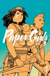 Paper Girls -3- Tome 3