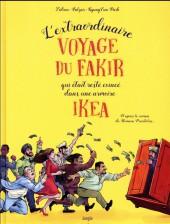 L'extraordinaire Voyage du fakir qui était resté coincé dans une armoire Ikéa - L'Extraordinaire Voyage du fakir qui était resté coincé dans une armoire Ikéa