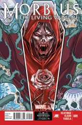 Morbius, The Living Vampire (2013) -9- The World Breaks Everyone, Part Two