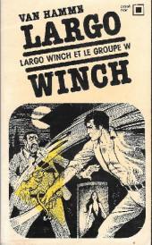 (AUT) Van Hamme - Largo Winch et le groupe W