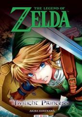 Legend of Zelda (The) - Twilight Princess -2- Tome 2