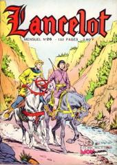 Lancelot (Mon Journal) -26- Le réprouvé