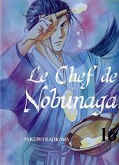 Le chef de Nobunaga -16- Tome 16