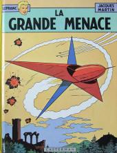 Lefranc -1d80- La grande menace
