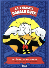 La dynastie Donald Duck - Intégrale Carl Barks -24- La Lettre du père Noël et autres histoires (1949)