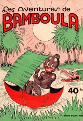 Bamboula -1- Les aventures de Bamboula