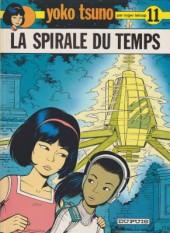 Yoko Tsuno -11a84- La Spirale du temps