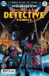 Detective Comics (1937), Période Rebirth (2016) -965- A Lonely Place of Living Chapter 1