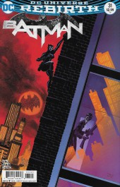 Batman (DC Comics - 2016) -31A- The War of Jokes and Riddles, Part Five