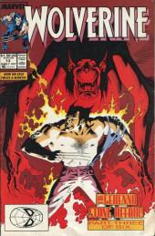 Wolverine (1988) -13- Blood Ties