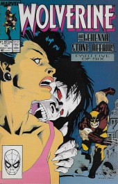Wolverine (1988) -15- Homecoming