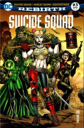 Suicide Squad Rebirth (DC Presse) -3- Harley Quinn en concert !