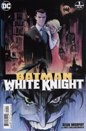 Batman: White Knight (2017) -1- Issue 1