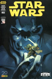 Star Wars (Panini Comics - 2017) -3- L'Ordu aspectu