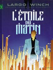 Largo Winch -21TL- L'Étoile du matin