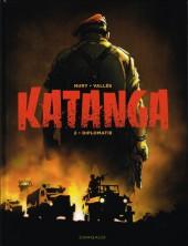 Katanga -2- Diplomatie